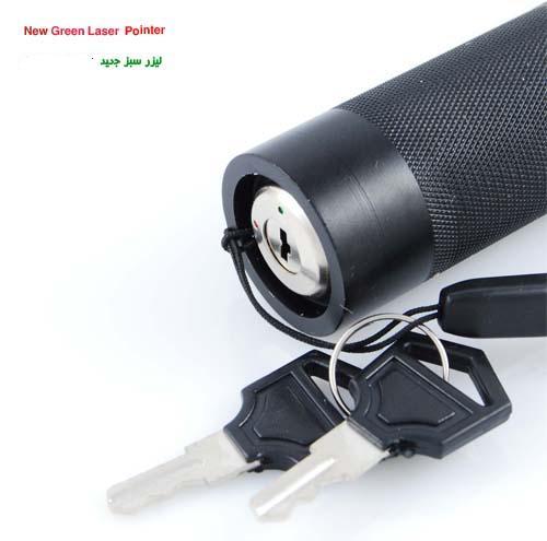 خرید پستی  لیزر سبز حرارتی حرفه ای با برد 12 کیلومتر