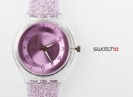 ساعت Swatch مدل SUOK