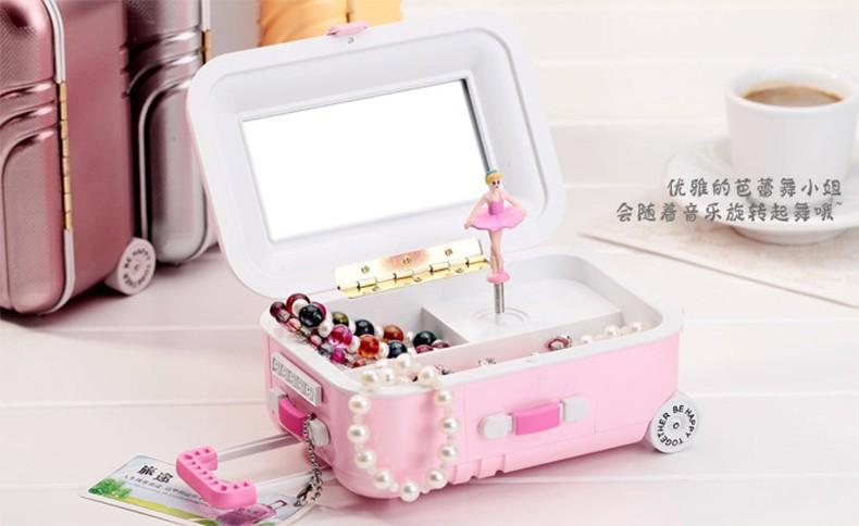 خرید پستی  جعبه جواهرات yadian