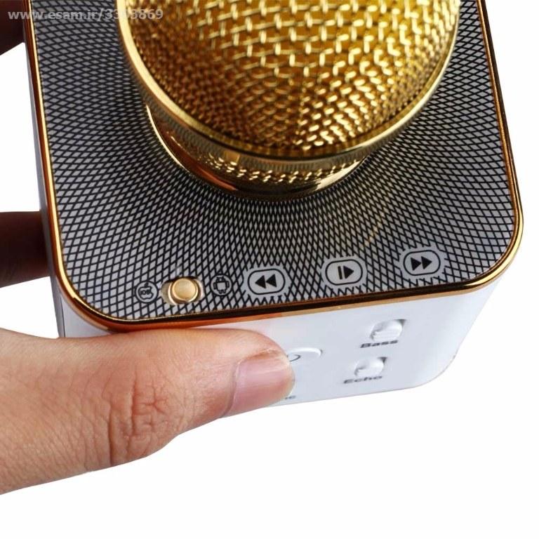 خرید پستی  میکروفون وایرلس آمپلی دار