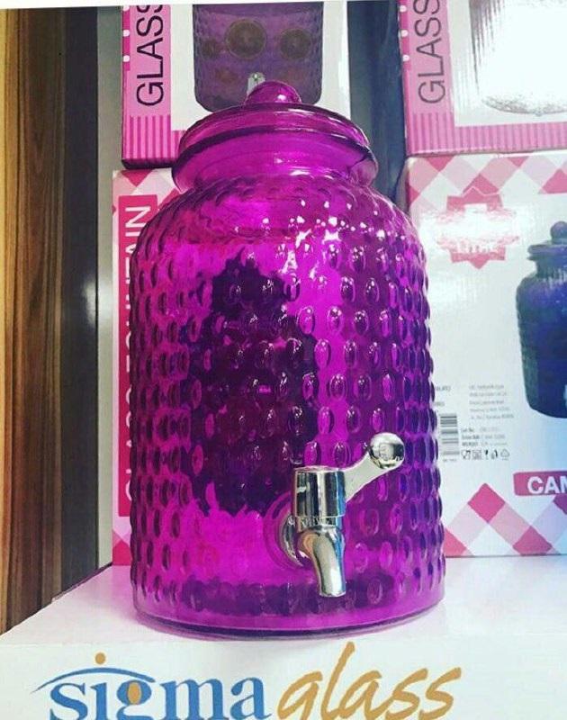 کلمن 5 لیتری رنگی