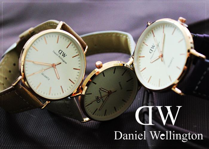 ساعت اسپرت چرمی Daniel Wellington