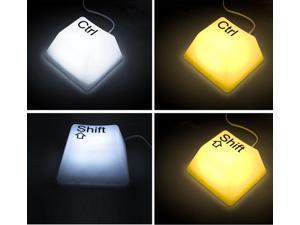 خرید پستی  چراغ خواب فشاری کیبوردی