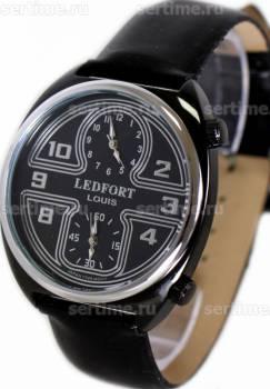 خرید ساعت LEDFORT دو موتوره مدل 7326