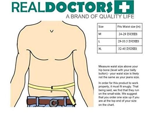 خرید پستی  قوزبند طبی Real Doctors