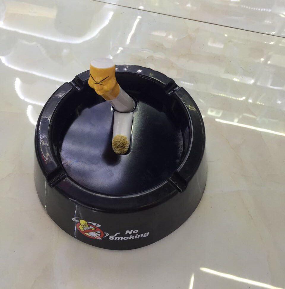 زیر سیگاری حساس به دود