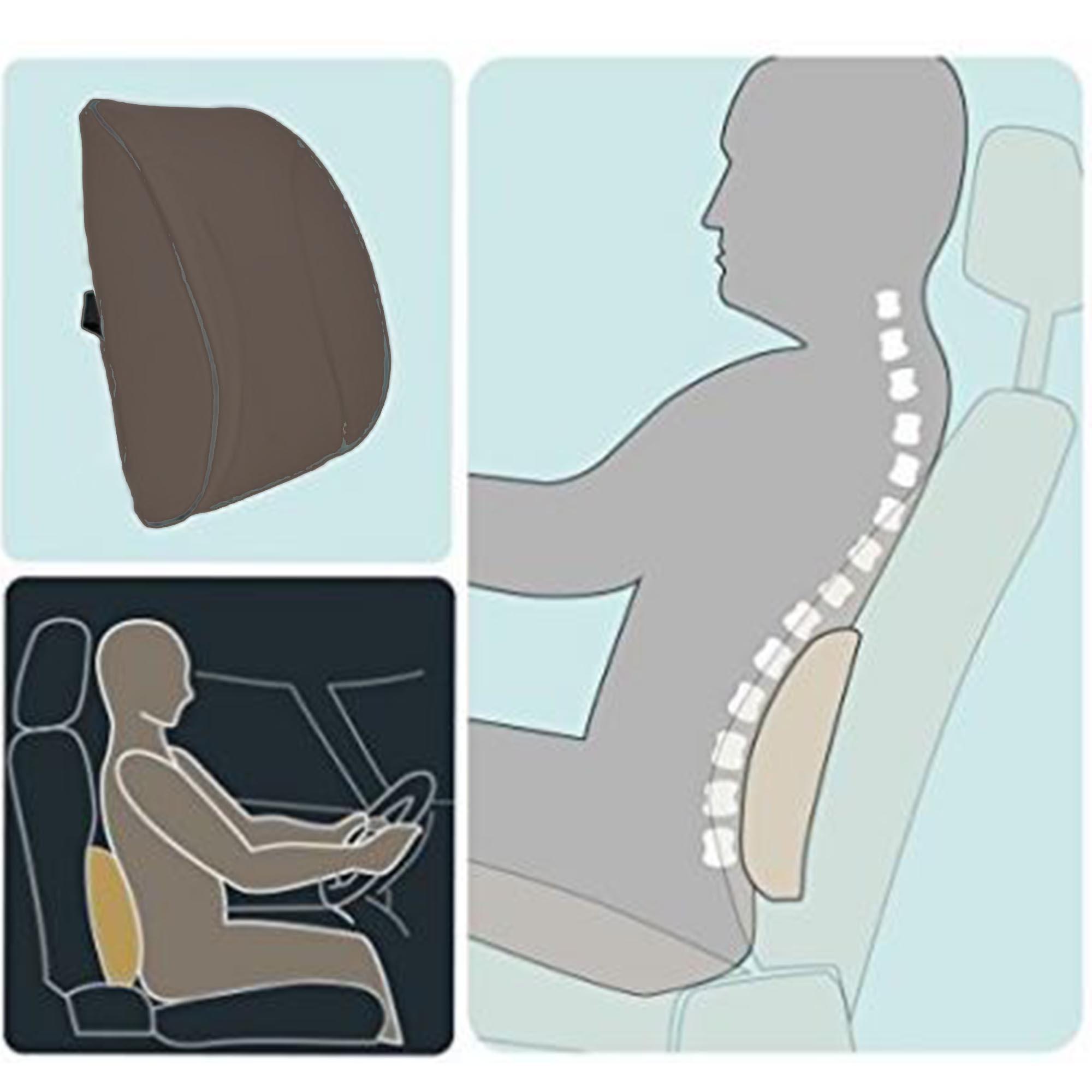 خرید پستی پشتی طبی ویژه صندلی اداری و اتومبیل