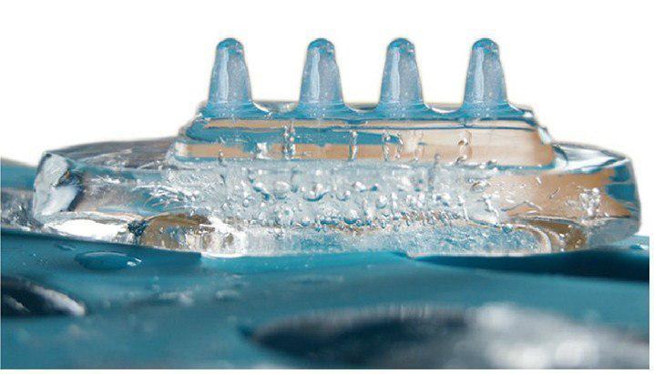 خرید قالب یخ طرح کشتی تایتانیک