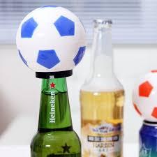 خرید پستی  دربازکن بطری طرح توپ فوتبال 2عددی