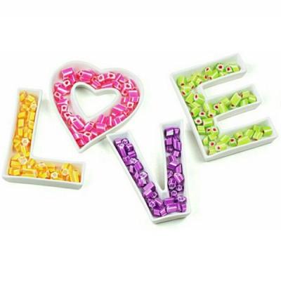 اردو خوری سرامیکی LOVE