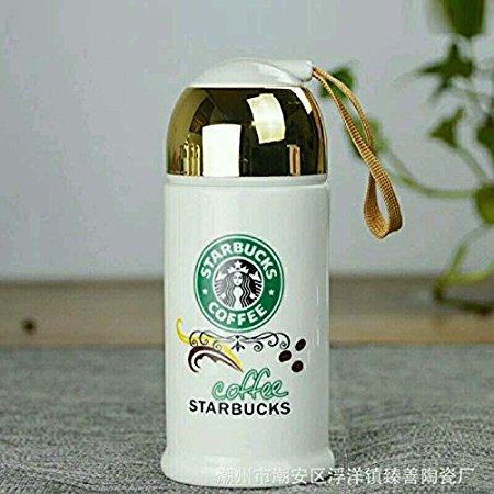 خرید پستی  فلاسک ماگ سرامیکی Starbucks