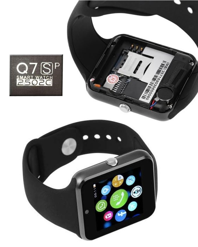 خرید اینترنتی ساعت هوشمند Q7Sp