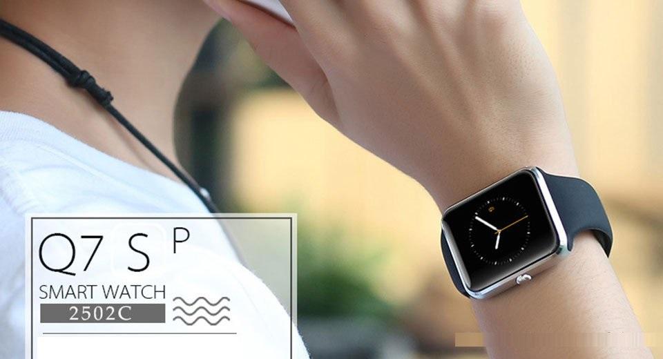 خرید پستی ساعت مچی هوشمند برند Q7Sp