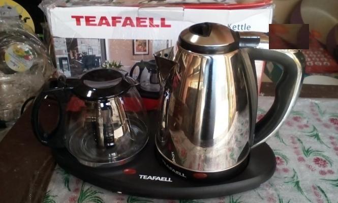 خرید چای ساز تفال TEAFAELL