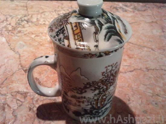 خرید پستی  لیوان جوشانده