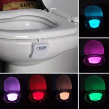 خرید پستی  دستگاه نور رنگی توالت 2عددی