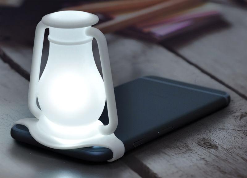 خرید اینترنتی چراغ فانوسی گوشی موبایل خرید آنلاین