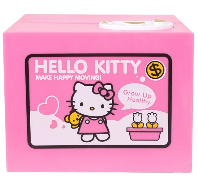 قلک موزیکال هوشمند هلو کیتی hello kitty