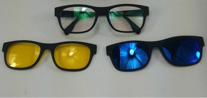 عینک جادویی 3 لنز magic vision