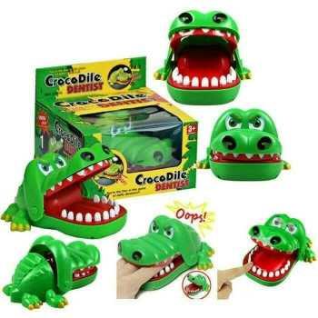 خرید اینترنتی اسباب بازی دندانپزشک کروکودیل