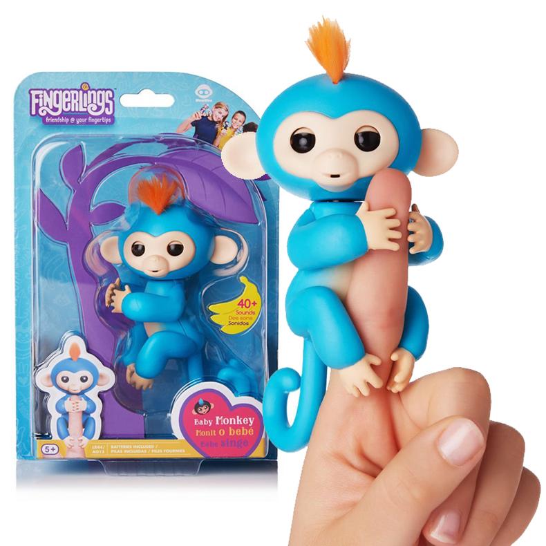 خرید ربات بچه میمون انگشتی