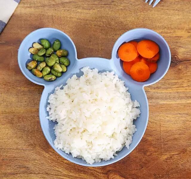خرید اینترنتی ظرف غذای کودک طرح میکی ماوس
