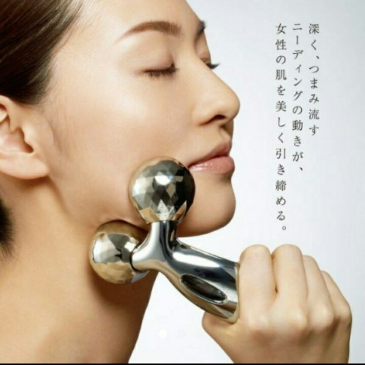 خرید پستی  ماساژور دستی 3D صورت و بدن