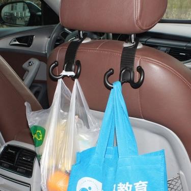 خرید اینترنتی گیره ی آویز پشت صندلی ماشین