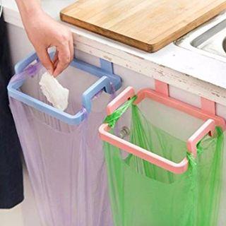 خرید پستی  آویز کابینتی دومنظوره ی پلاستیکی 2عددی