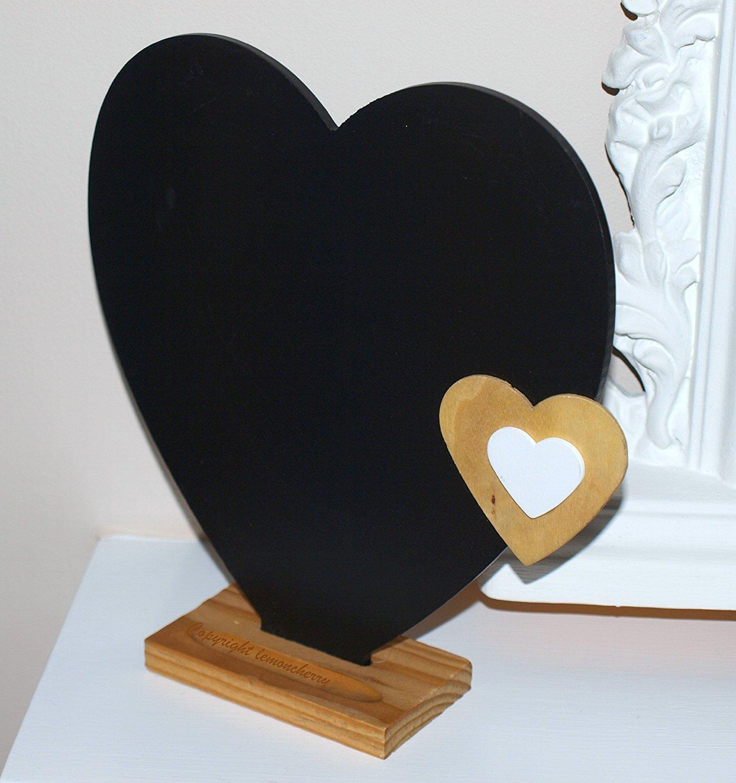 خرید پستی  تخته سیاه طرح قلب