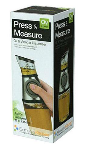 خرید پستی  ظرف اندازه گیری مایعات Press & Measure