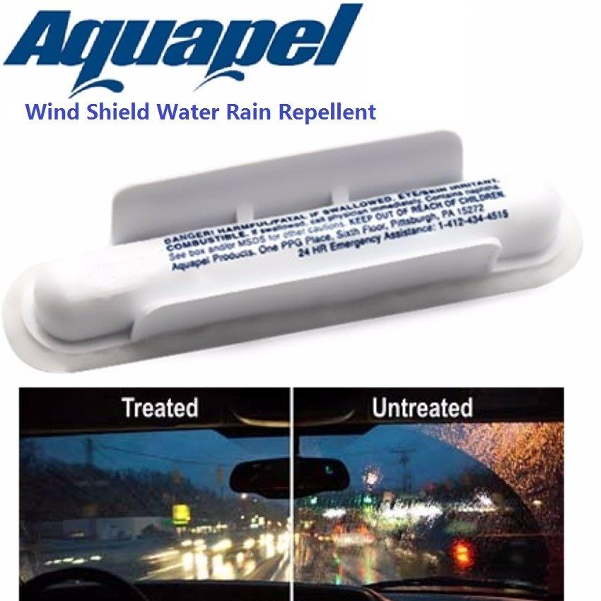 خرید پستی  آبگریز و ضد آب شیشه ی خودرو aquapel