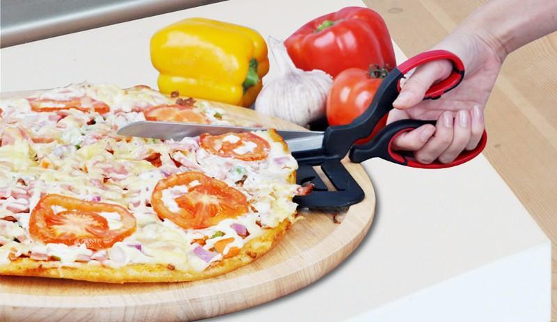 خرید پستی  قیچی برش پیتزا