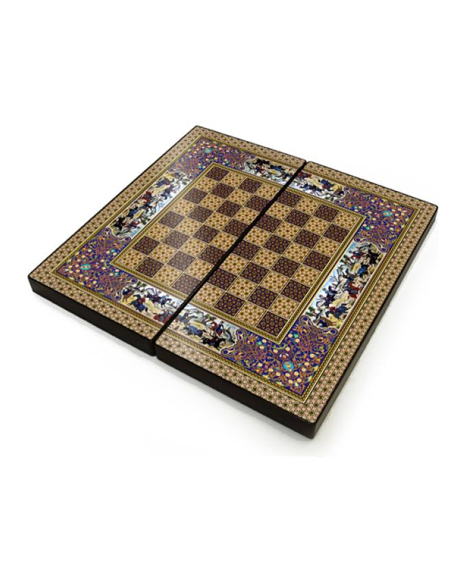 خرید پستی  تخته نرد و شطرنج
