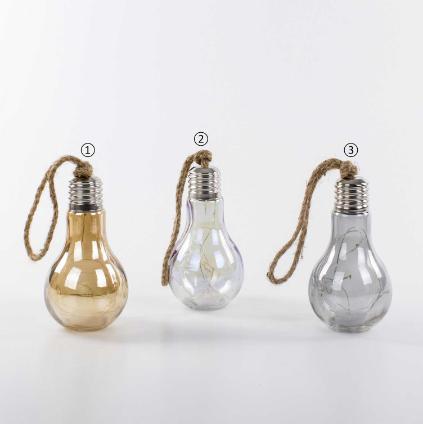 خرید پستی  حباب های ال ای دی دکوراتیو طرح لامپ