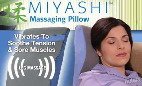 بالشت ماساژور میاشی پیلو Miyashi Pillow