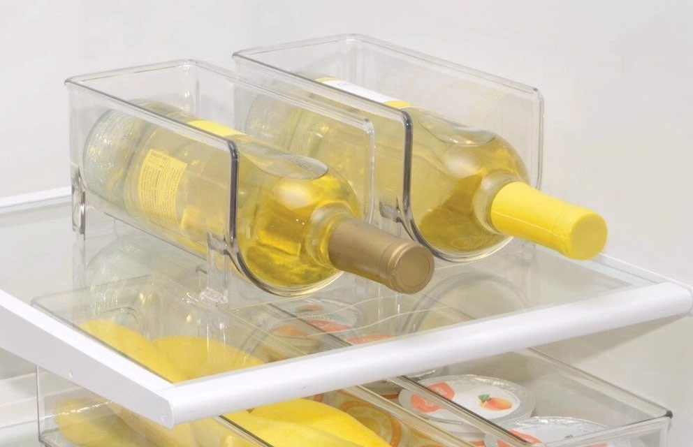 خرید پستی  استند نگهدارنده ی بطری مرسی