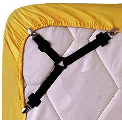 خرید پستی  گیره ی نگهدارنده ی ملحفه ی تخت
