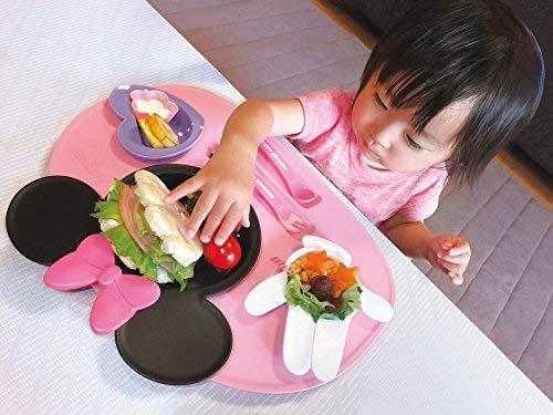 خرید پستی  ظرف غذای کودک مدل میکی و مینی ماوس