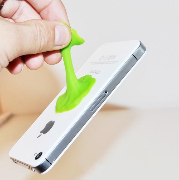 خرید پستی  پایه نگهدارنده گوشی آدامسی 2عددی ISTUCK