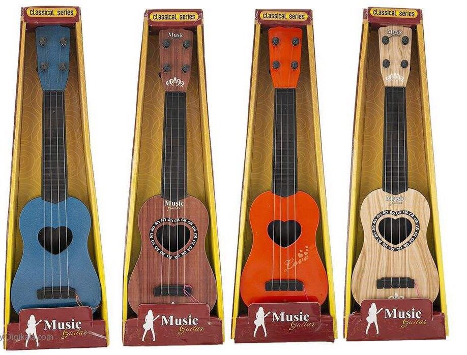 خرید پستی  گیتار کلاسیک سایز کودک