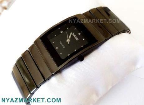 ساعت سرامیکی رادو - خرید ساعت مردانه RADO