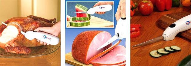one touch چاقو برقی