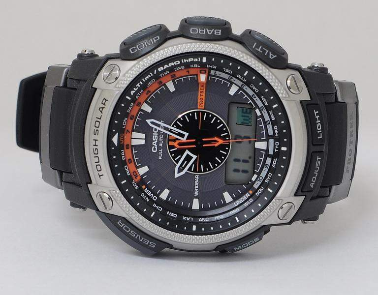Casio PROTREK TOUGH SOLAR PRG-500-1DR