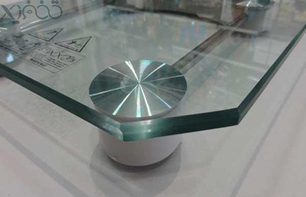 خرید پستی  ترازوی دیجیتال شیشه ای