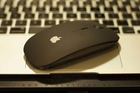 موس بی سیم طرح اپل تا 8 متر دور از رایانه