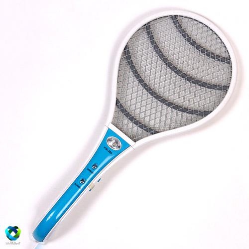 خرید پستی  حشره کش طرح راکت تنیس