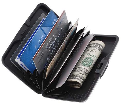 خرید پستی  تخفیف ویژه کیف پول آلوما والت +رخت آویز وندر هنگر