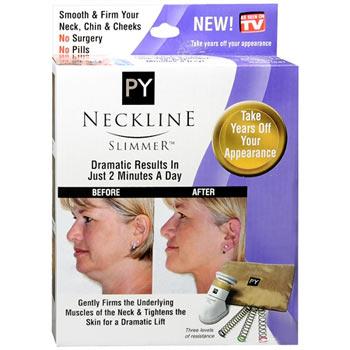 خرید پستی  دستگاه برطرف کننده غبغب neckline slimmer