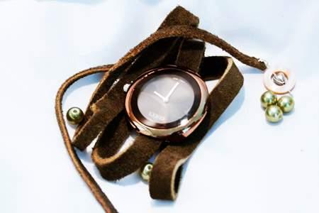 ساعت مچی گوچی طرح سلنا